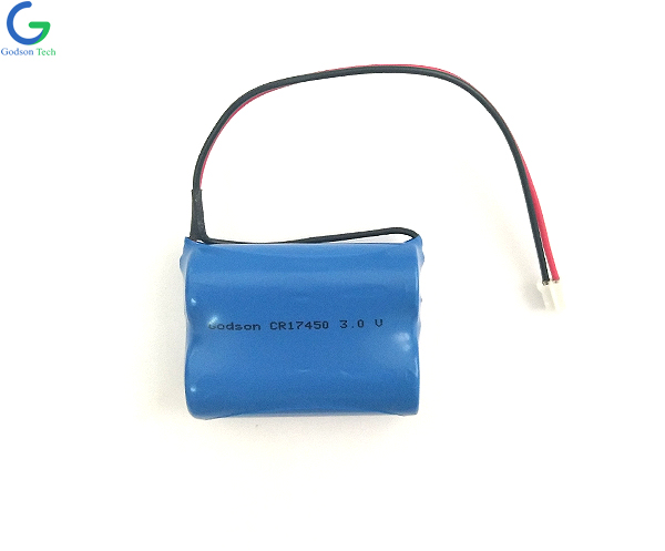 LiMnO2 Battery CR17450 3.0V