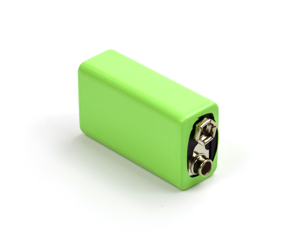 9V 500mAh Lithium Battery with USB