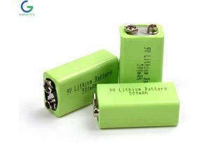 Solar Lighting Battery Lithium
