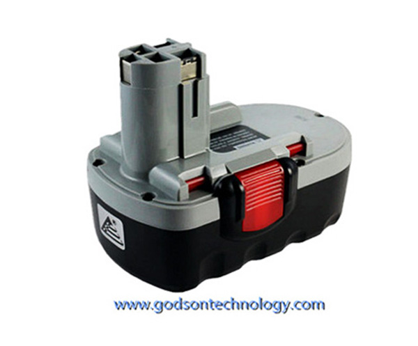 Power Tool Battery Bosch-18V Ni-Cd/Ni-MH