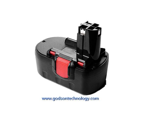 Power Tool Battery Bosch-18V Ni-Cd/Ni-MH