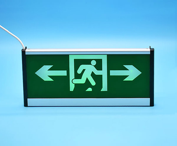 Emergency Exit Sign Lighting GS-ES20