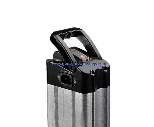 E-bike Battery 36V 10Ah Silver Fish