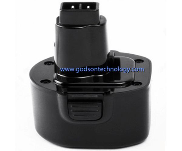 Power Tool Battery Dewalt 9.6V Ni-Cd/Ni-MH