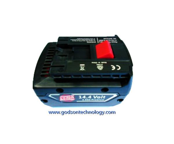 Power Tool Battery Bosch-14.4V-Li-ion