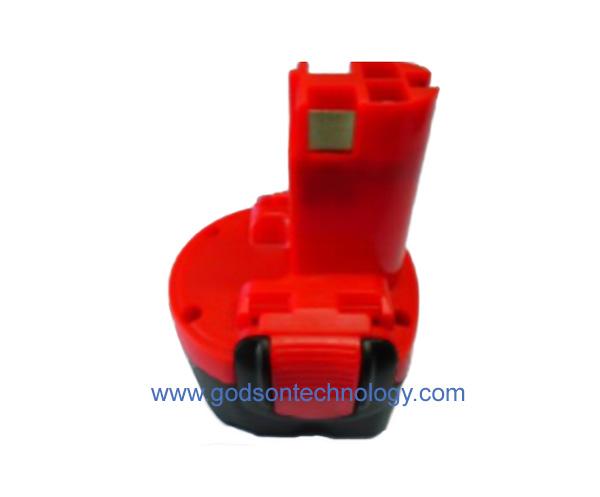 Power Tool Battery Bosch-9.6A Ni-Cd/Ni-MH