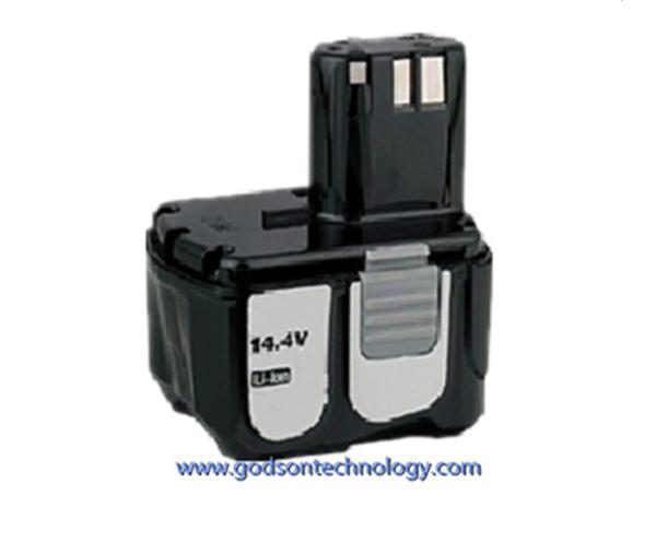 Power Tool Battery Hitachi-14.4B Li-ion