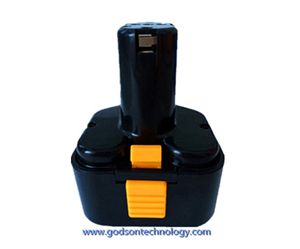 Power Tool Battery Hitachi-9.6V Ni-Cd/Ni-MH