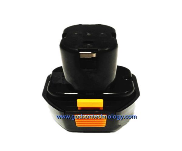 Power Tool Battery Hitachi-7.2V Ni-Cd/Ni-MH
