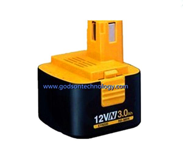 Power Tool Battery Panasonic-12V Ni-Cd/Ni-MH
