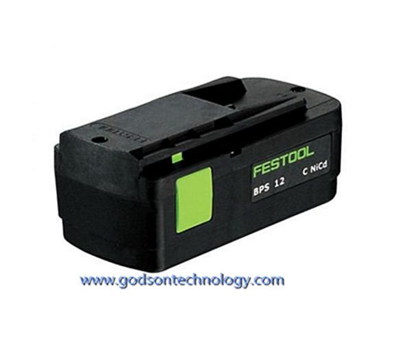 Power Tool Battery Festool 12C Ni-Cd/Ni-MH