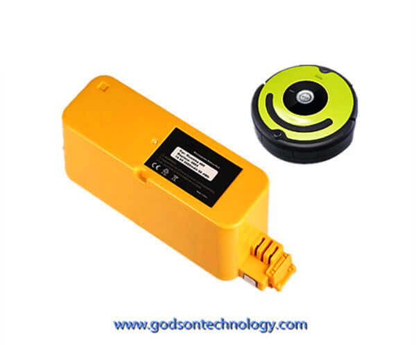 Vacuum Cleaner Battery Roomba 400 Ni-MH