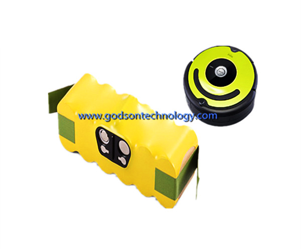 Vacuum Cleaner Battery Roomba 500 Ni-MH