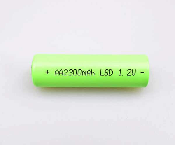 Ni-MH Battery Cell AA 2300mAh 1.2V