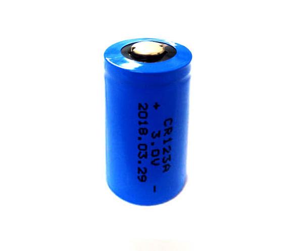 LiMnO2 Battery CR123A 3.0V
