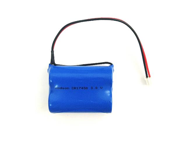 LiMnO2 Battery CR17450 3.0V