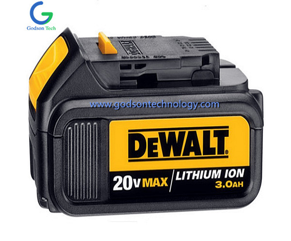 Power Tool Battery Dewalt 18V/20V Li-ion