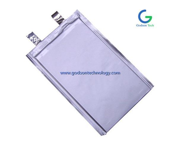 Li-P Ultra Thin Battery 043228 12mAh 3.7V