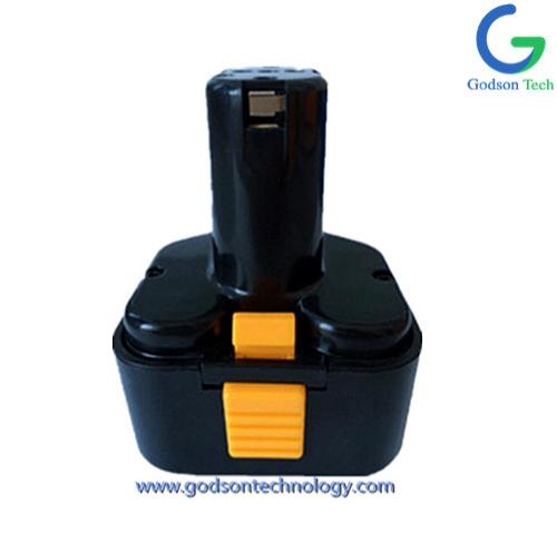 Power Tool Battery Hitachi-9.6V Ni-Cd/Ni-MH