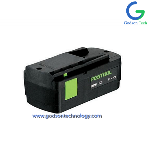 Power Tool Battery Festool 12C Ni-Cd/Ni-MH