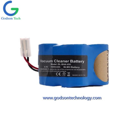 Vacuum Cleaner Battery Euro-pro Shark 4.8V Ni-MH
