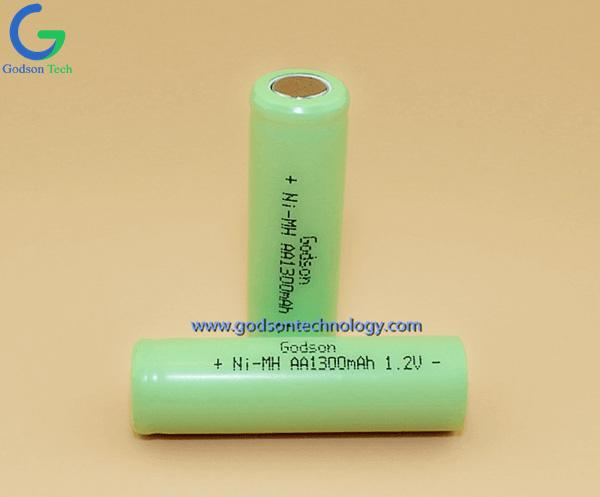 Ni-MH Battery AA 1300mAh 1.2V