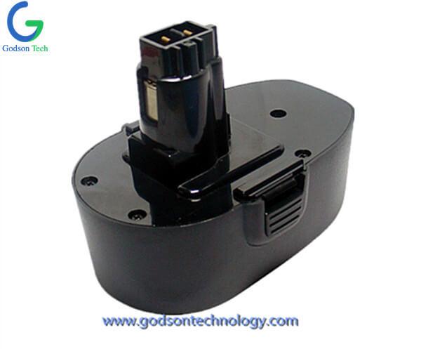 Power Tool Battery Black&Decker-18A Ni-Cd/Ni-MH