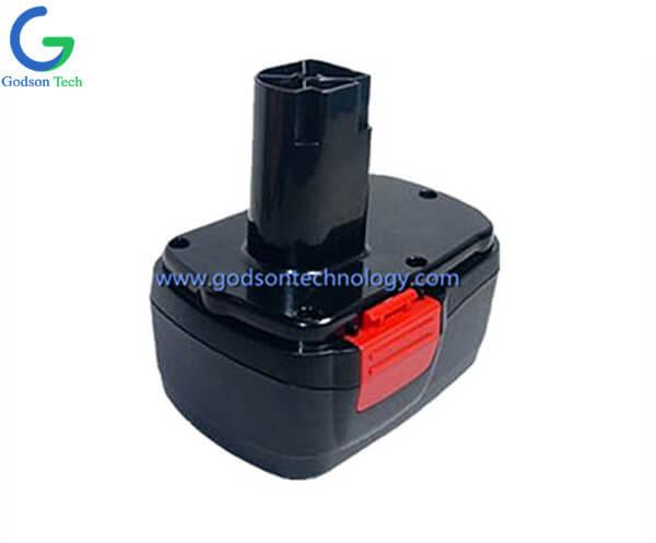 Power Tool Battery Craftsman-14.4V Ni-Cd/Ni-MH