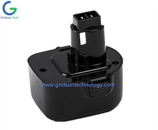 Power Tool Battery Black&Decker-12A Ni-Cd/Ni-MH
