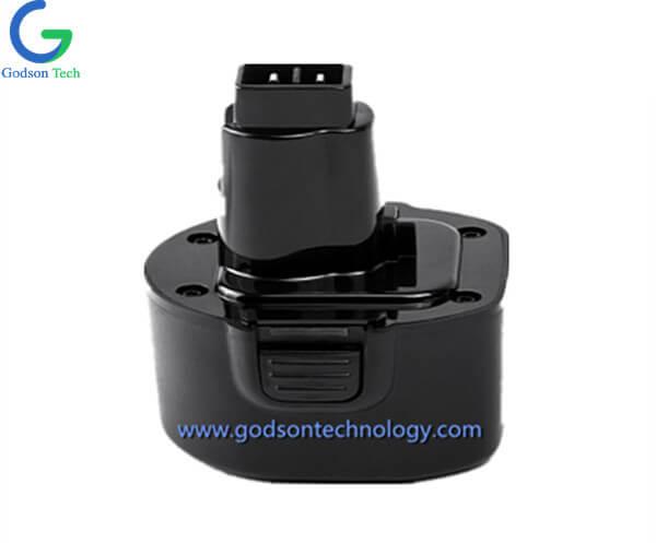 Power Tool Battery Black&Decker-9.6V Ni-Cd/Ni-MH