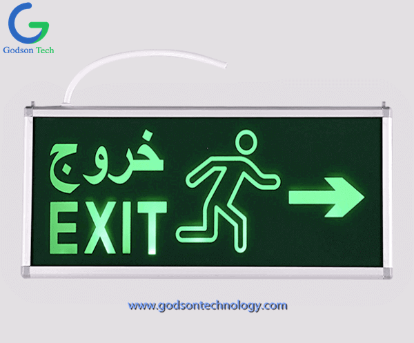 Emergency Exit Sign GS-ES03