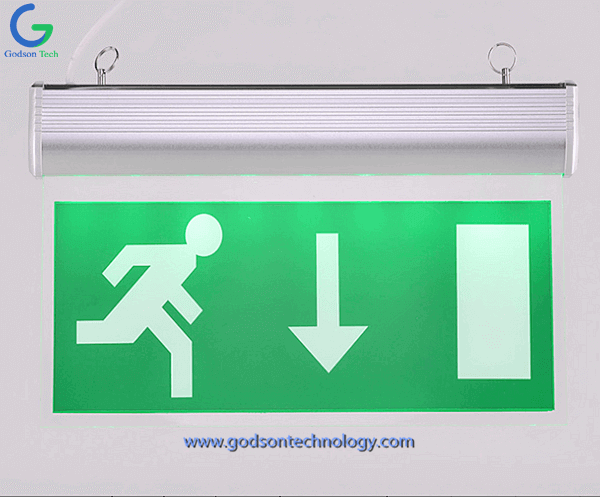 Emergency Exit Sign GS-ES10