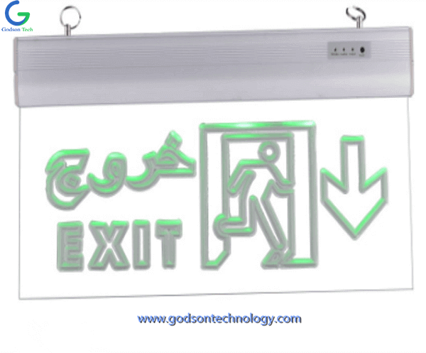 Emergency Exit Sign GS-ES12