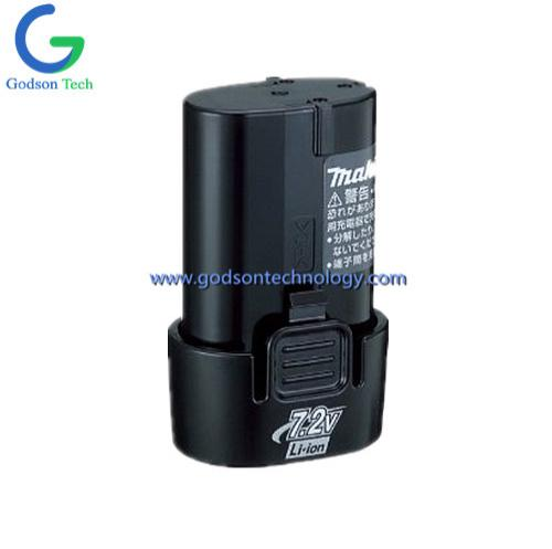 Power Tool Battery Makita-7.2V Li-ion