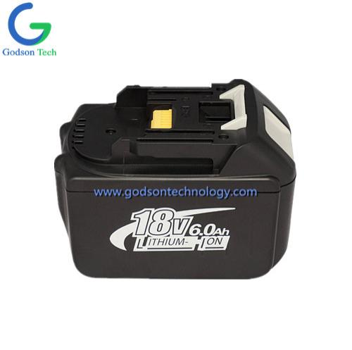Power Tool Battery Makita-18C Li-ion