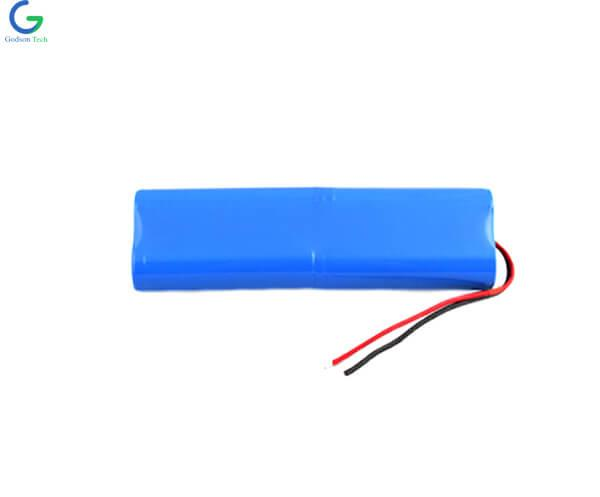LiFePo4 Battery Pack IFR18650 6.4V 3000mah