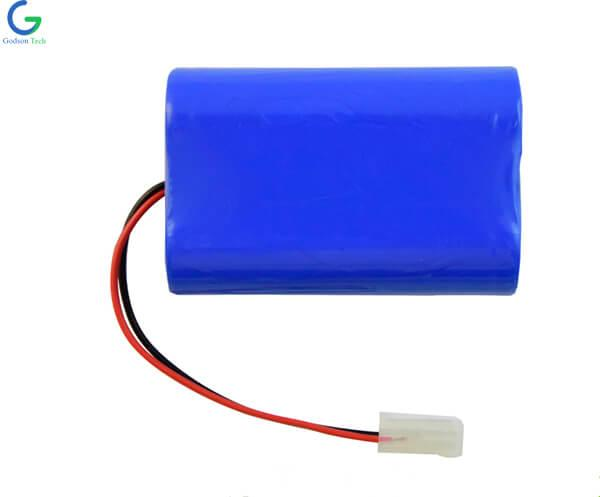 LiFePO4 Battery Pack IFR26650 6.4V 3000mAh