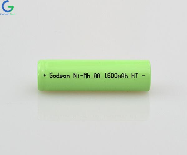Ni-MH Battery Cell AA 1600mAh 1.2V