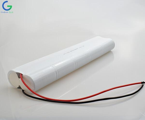 Ni-Cd Battery Pack 12V D5000mAh