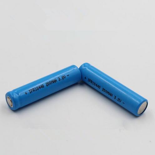 LiFePO4 IFR10440 3.2V 200mAh