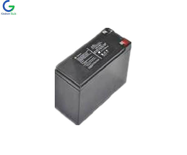 LiFePO4 Battery Pack SLA Casing IFR18650 12.8V 7.5Ah