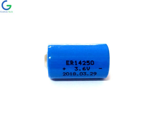 LiSOCL2 Cylindrical  Battery
