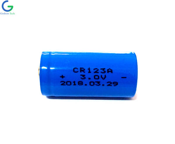 LiMnO2 Cylindrical Battery