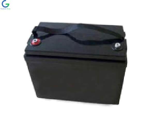 LiFePO4 Battery Pack SLA Casing IFR26650 12.8V 80Ah