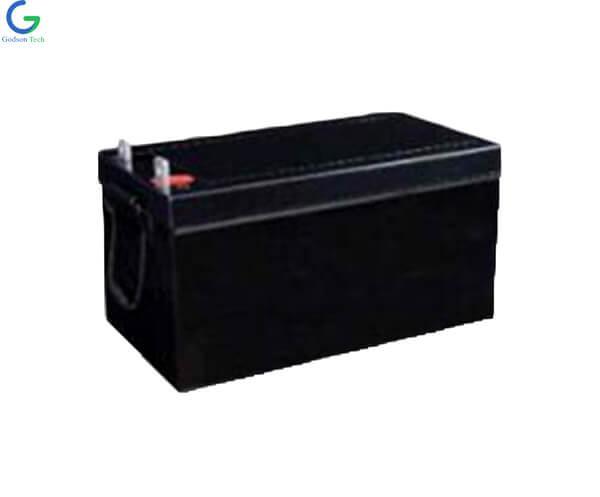 LiFePO4 Battery Pack SLA Casing IFR26650 12.8V 300Ah