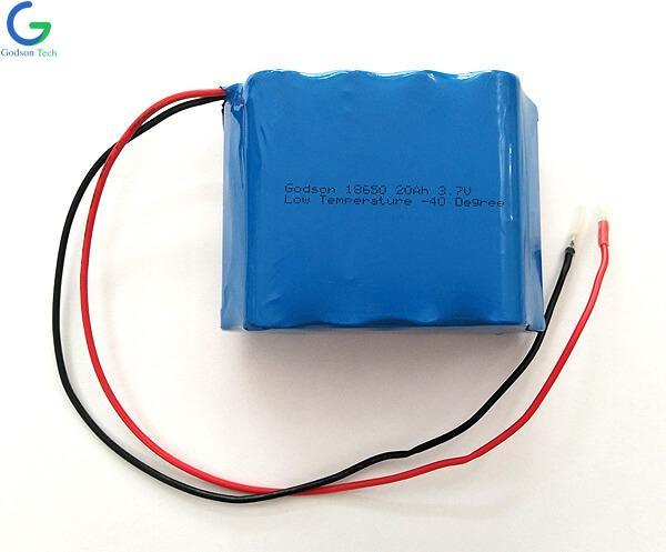 Lithium Battery ICR18650 20Ah 3.7V