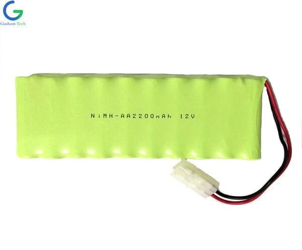 Ni-MH Battery SC2200mAh 12V