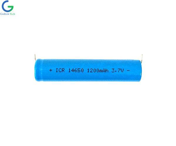 Lithium Battery ICR14650 1050mAh 3.7V